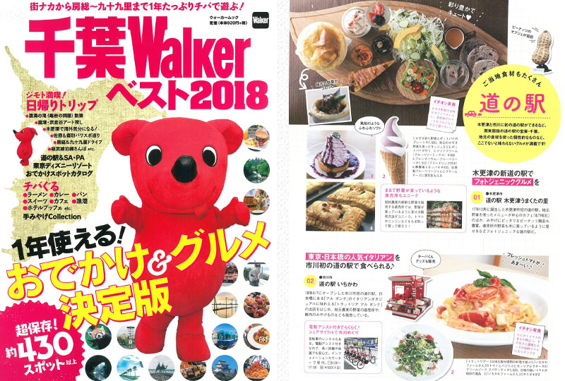 千葉Walkerベスト2018